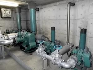 赤水が出たらすぐお電話下さい043-250-4321 |千葉北研水質管理株式会社